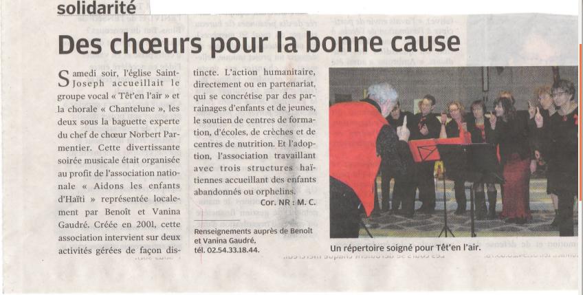 rencontres blois 2012